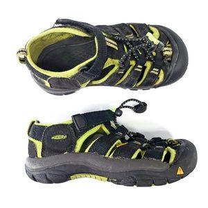 KEEN Kids' Newport H2 Sandals Water Shoes Sz 11